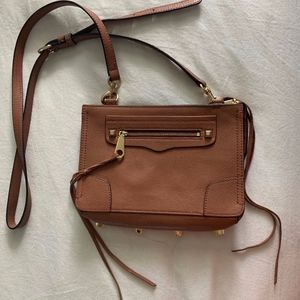 Rebecca Minkoff Tan Cross Body Purse